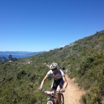 vacanza in mountain bike in Liguria